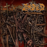 Zombified - Carnage Slaughter And Death - LP