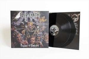 Iced Earth - Plagues Of Babylon - LP