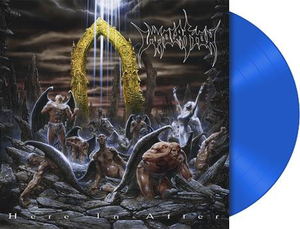 Immolation - Here In After - Blue LP