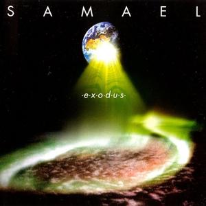 Samael - Exodus - Grön LP