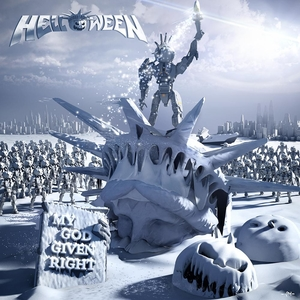 Helloween - My God-Given Right LP