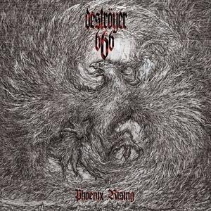 Deströyer 666 - Phoenix Rising - Red LP