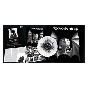 Necronomicon - Necronomicon - Splatter LP