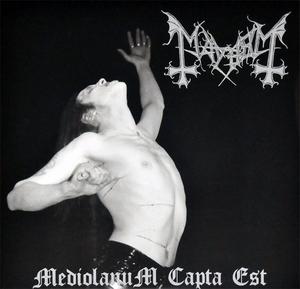 Mayhem - Mediolanum Capta Est - LP