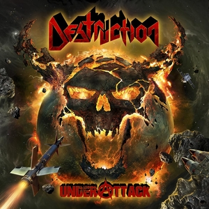 Destruction - Under Attack - Gul LP