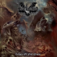 Total Inferno - Return Of Evil Chaos - LP