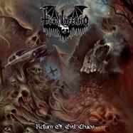 Total Inferno - Return Of Evil Chaos - Röd LP