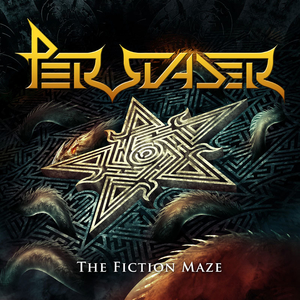 Persuader - The Fiction Maze - CD