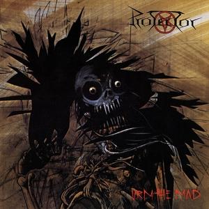Protector - Urm The Mad - Splatter LP