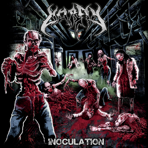 Morfin - Inoculation - LP