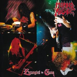 Morbid Angel - Entangled In Chaos - LP