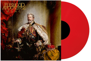 Fleshgod Apocalypse - King - Red LP