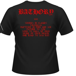 Bathory - Hammerheart - t-shirt
