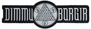 Dimmu Borgir - Logo - patch