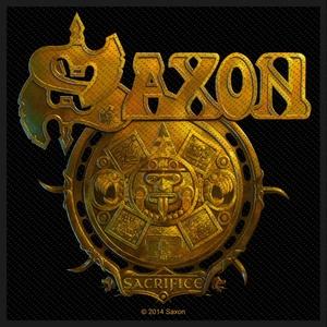 Saxon - Sacrifice - patch