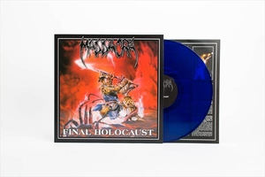 Massacra - Final Holocaust - Blue LP
