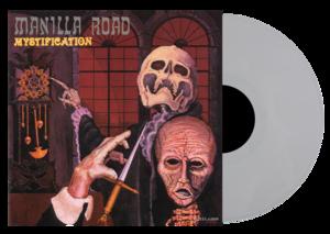 Manilla Road - Mystification - Grå LP