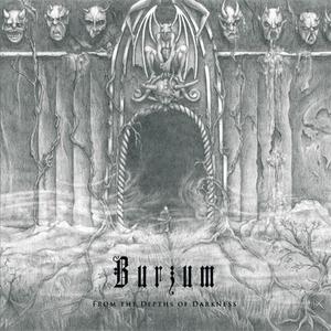 Burzum - From The Depths Of Darkness - LP