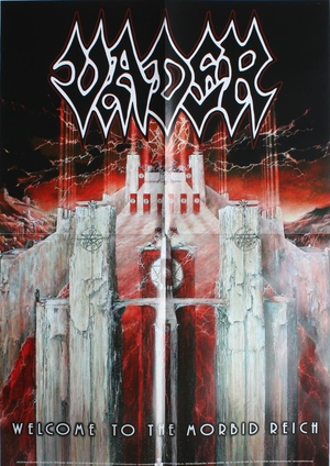 Vader - Welcome To The Morbid Reich - LP