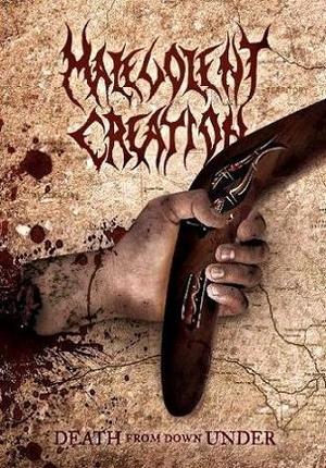 Malevolent Creation - Death From Down Under - DVD