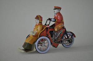 MOTORCYKEL/Framvagn