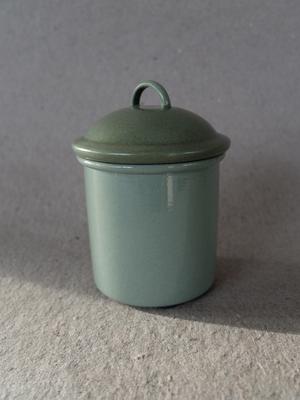 Plåtburk/Grön/Liten