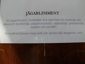 Jägarliniment