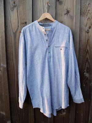 Skjorta  3 . Flanell