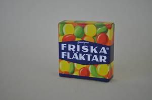 FRISKA FLÄKTAR