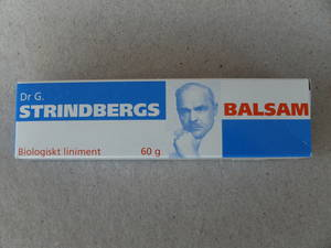 Strindbergs liniment/balsam