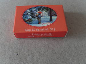Jultvål/50gr/Tomte med släde