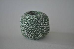 Snöre/grön
