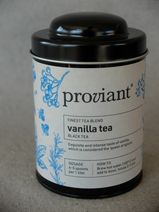 Te - Proviant - vanilla tea