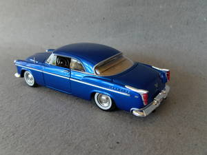 Chrysler -55 Blå-Metalica