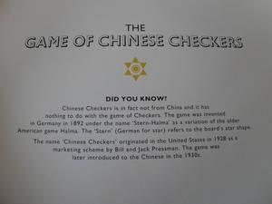 Kina-Schack/Ridley´s