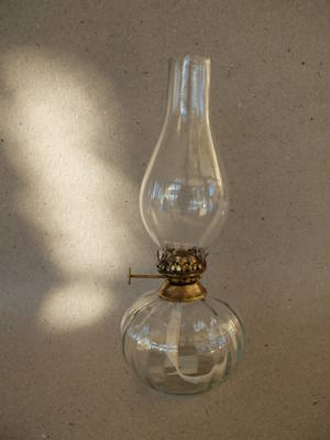 Fotogenlampa/Klot