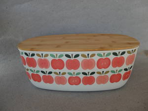 Brödburk/Äpple