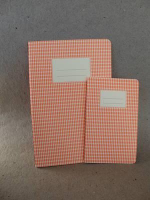 Notbok/Orange/Litet