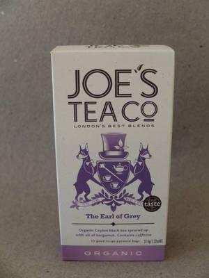 Joe´s Tea Co/The Earl of Grey