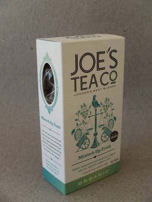 Joe´s Tea Co/Pepparmint/Spearmint/Frukt