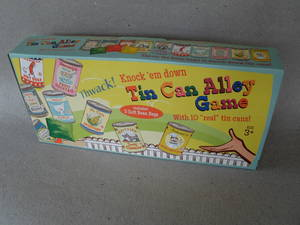 Tin Can Alley Game