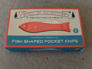Fisk-kniv