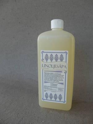 Linoljesåpa/Lavendel/ 1 liter  TILLFÄLLIGT SLUT