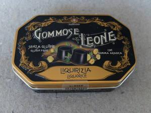 Gommose leone/Lakrits