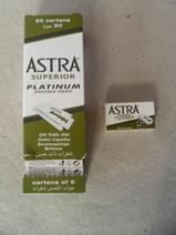 Rakblad Astra