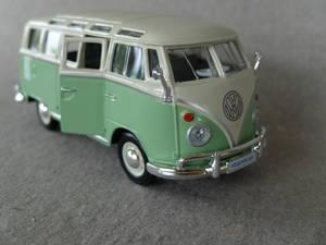 Volkswagen - Van Grön