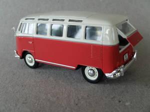 Volkswagen - Van Röd