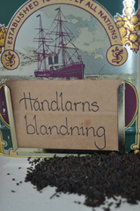 THE/HANDLARENS BLANDNING