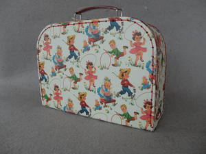 Box-väska/Barn Trull