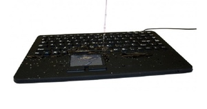 Tangentbord IP68 med touchpad
